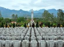 Nghia trang Vi Xuyen (Nguon: Panoramio.com)