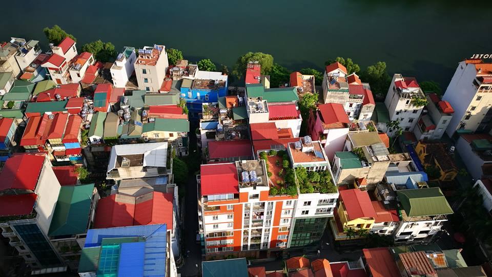 Nơi ta sống đã thành Hà Nội (photo by Song Hà)