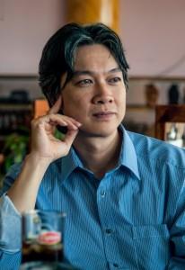 Trần Đức Minh (photo by Nguyễn Long Hưng)